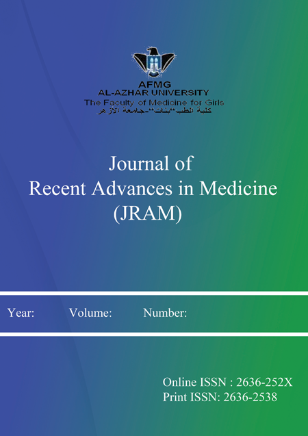 Journal of Recent Advances in Medicine